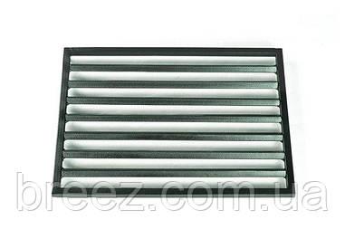 Металлическая решетка грязеочищающая 500x300 mm