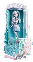 Кукла Эвер Афтер Хай Кристал Винтер в наборе Заколдованная зима