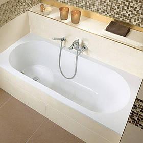 Ванна прямоугольная квариловая Villeroy&Boch Oberon 180*80 с ножками