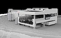 Станок для лазерной резки с автоматической загрузкой S-А серии