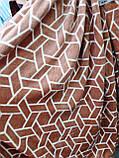 Плед Кирпичики, 150*200 см, фото 2