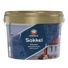 Краска для цоколей Eskaro Sokkel Эскаро Сокель, база TR, 9л