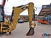Экскаватор-погрузчик Caterpillar 428E (2010 г), фото 2