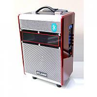 Мобильная акустическая система колонка чемодан Atlanfa AT-Q8, фото 1