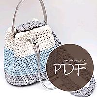 Сумка-торба, мастер-класс PDF