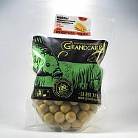 Бойлы прикормочные растворимые Кукуруза/Чили 1кг Grandcarp
