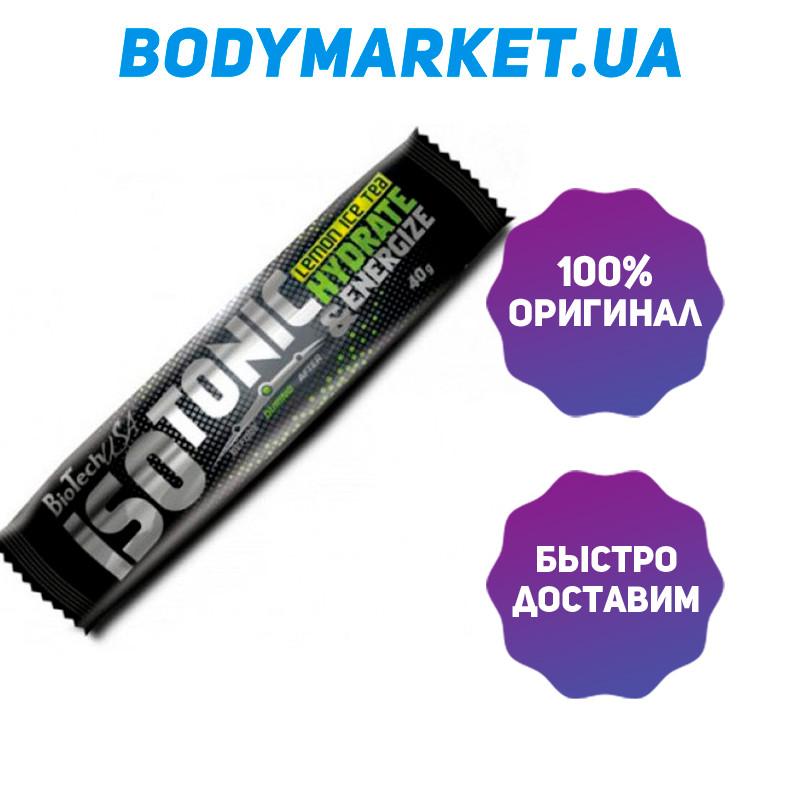 Iso Tonic 40 г - BodyMarket.ua (низкие цены) в Киеве