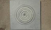Плита чугунная для казана 600*600 мм ТОЛСТАЯ, фото 1