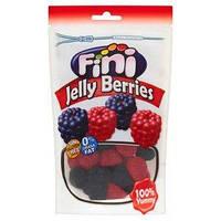 Жевательные конфеты Fini Jelly berries 180g