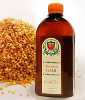 Кунжутное масло-натуральное,первый холодный отжим (500мл,Украина)