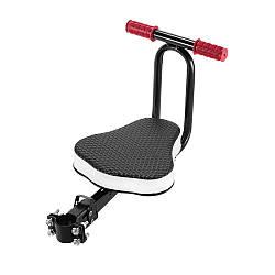 Детское велокресло с креплением на подседельный штырь