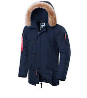 Braggart Arctic 3986 | Парка зимняя