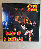 CD диск Ozzy Osbourne - Diary of a Madman