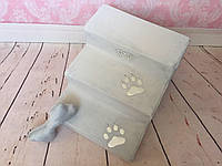 Мягкие ступеньки для собак БЕЖ