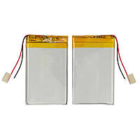 Батарея (АКБ, аккумулятор) для китайских планшетов/телефонов, универсальный, 650 mAh, 56х35х3,0 мм