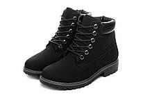 Ботинки женские Teambo black 37