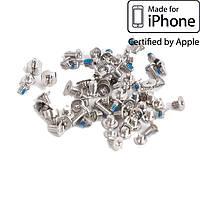 Шурупы для iPhone 7, полный комплект, черные, оригинал