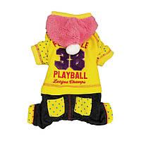 Костюм для собаки PlayBall-Желтый, фото 1