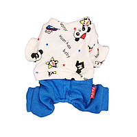 Костюм для собаки  Baby-Белый-XS, фото 1