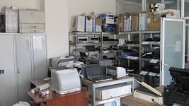 Отдел оргтехники для тестирования картриджей