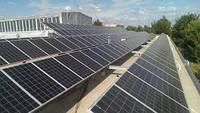 Автономная солнечная электростанция 30 кВт (5148 кВт в летний месяц)