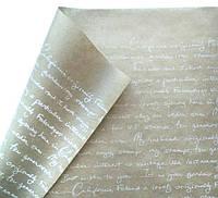 Бумага подарочная / флористиче...