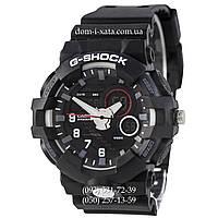 Электронные часы G-Shock Casio GWL-50 Black-White, спортивные часы Джи Шок черный-белый