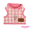 Шлейка с штанишками-Розовый-S