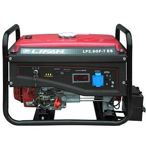 Генератор бензиновый Lifan LF2.8GF-7ES