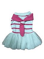 Платье для собаки Балерина -Розовый-S