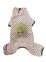 Костюм для собаки с горловиной-Розовый-XL, фото 1