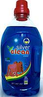 Стиральный порошок гель Silver Clean 2 L Color