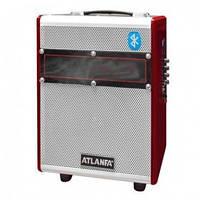 Мобильная акустическая система колонка чемодан Atlanfa AT-Q8