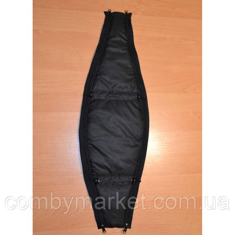 Вставка в куртку для беременных Без планок зимняя универсальная (разные цвета) - фото 1