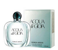 Женская парфюмированнаявода Giorgio Armani Acqua di Gioia  (реплика)
