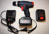 Аккумуляторный шуруповерт Craft CAS-18SL