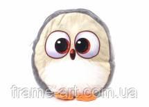 """Сумка детская """"Angry birds"""", серая 9-10376-4"""