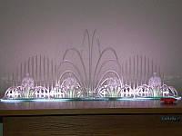 Макет Винницкого фонтана «Roshen»