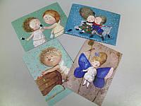Открытка Postcard Гапчинская ПКГ15-01/7