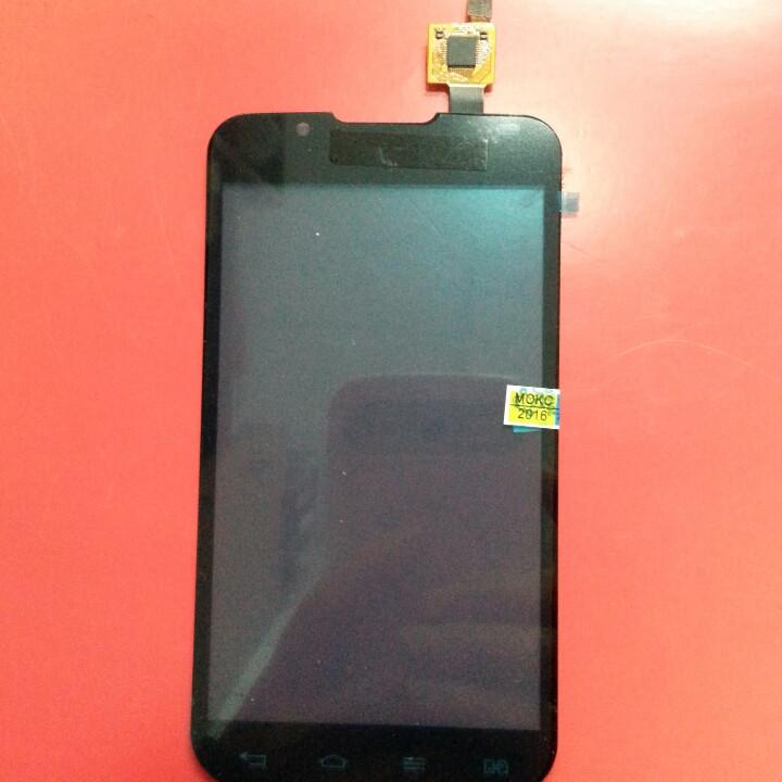 Сенсорный экран для LG P715 Optimus L7 II черный