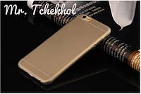 Чехол накладка матовый на Iphone 6, 6S