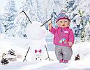 Комплект ляльки Бебі Борн Baby Born Делюкс Зимовий комплект Deluxe Winter Set Zapf Creation 823811, фото 6