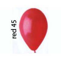 """Куля Gemar 10""""(26см) Пастель, 45 червоний G90 45"""