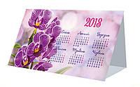 """Календарь настольный """"Цветы"""" 2018"""