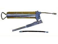 Масленка ручная 400 мл с резиновыми трубками, установленными