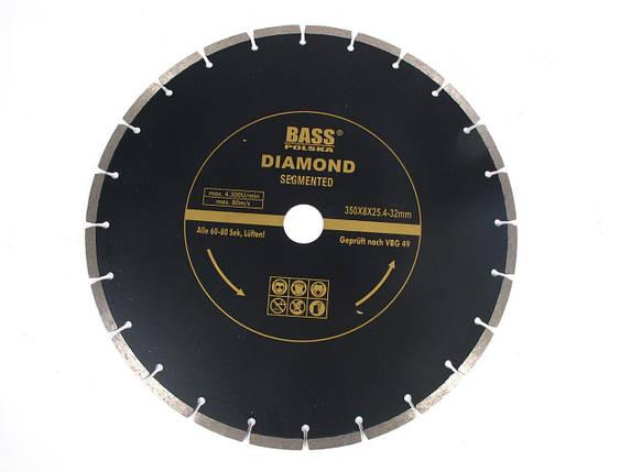 Алмазный диск для бетона 350 мм, фото 2