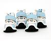 Кроссовки для собак-Голубой