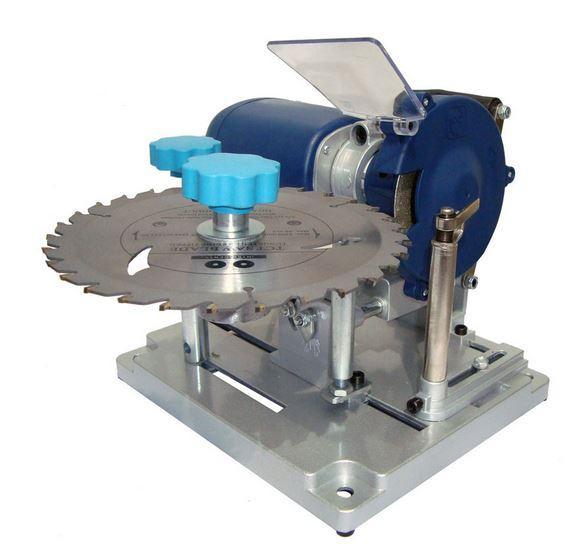 Станок для заточки пильных дисков с твердосплавной режущей пластиной и без, 110 В 90-400мм