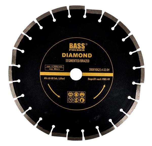 Алмазный диск для асфальта 350 мм