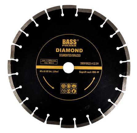 Алмазный диск для асфальта 350 мм, фото 2